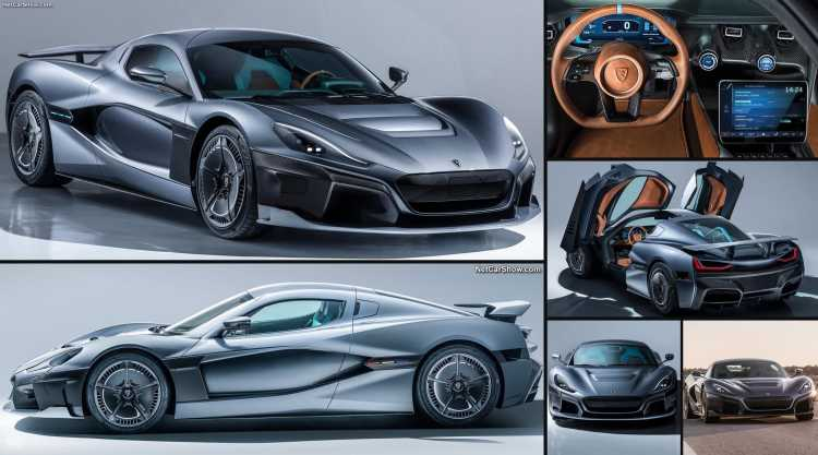 HD RIMAC TWO 750 4