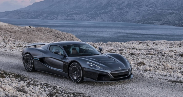 Superautomobil Rimac C_Two