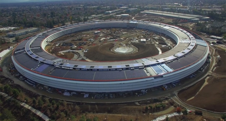 Apple Park, Kalifornija