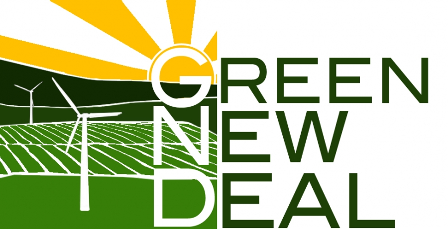 Engleski Green New Deal