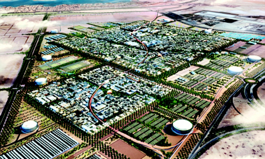 Masdar City, UAE - eko grad