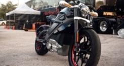 Električni Harley-Davidson