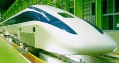 Europe Express - maglev vlak